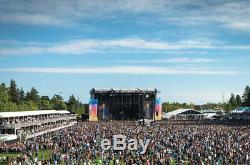1 2 3 4 6 8 BOTTLEROCK 2020 Music Festival Ticket 5/23 SATURDAY GA