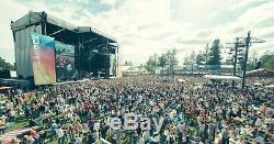1 2 3 4 BOTTLEROCK 2020 Music Festival Ticket 5/22-24 3DAY VIP VIP VIP