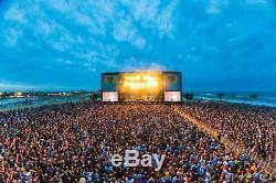 1 2 3 4 VIP HANGOUT Music Festival 2020 5/15-17 3Day Tickets Gulf Shores AL