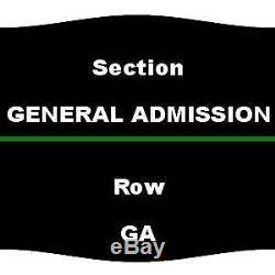1-8 Tickets CMA Music Festival 4 Day Pass 6/06 6/09 6/6/19 Nissan Stadium