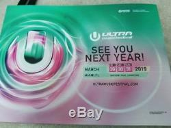 1-8 Ultra Music Festival Tickets - VIP VIP VIP! 2019
