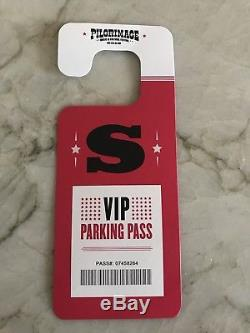 2 TWO Pilgrimage music festival VIP tickets passes TWO DAY + parking Sept 22-23