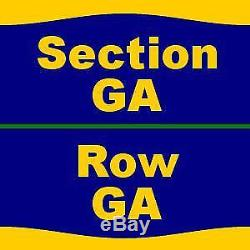 2 Tickets Music Midtown Festival 2 Day Pass (9/15 9/16) 9/15/18 at Piedmont