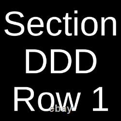 2 Tickets Outlaw Music Festival Willie Nelson, The Avett Brothers & 10/17/21
