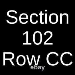 2 Tickets Outlaw Music Festival Willie Nelson, The Avett Brothers, 10/23/21