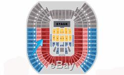 2 Tickets Section 135 Nissan Stadium 2019 Cma Music Festival Fest Pass