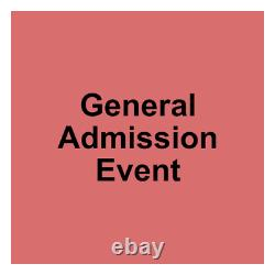 2 Tickets Tailgate N Tallboys Music Festival 2 Day Pass 6/3/21 Peoria, IL