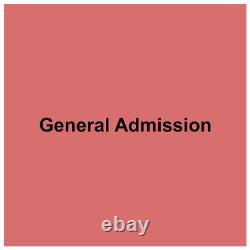 2 Tickets The Atlantic City Beer and Music Festival 8pm-12am Session 6/4/21