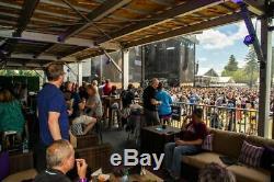 2019 BottleRock GA 3-Day Pass May 24-26th NAPA Music/Food/Wine Festival