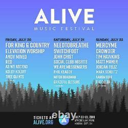 2021 Alive Music Festival ticket! $150 obo (Canton, Ohio) $150