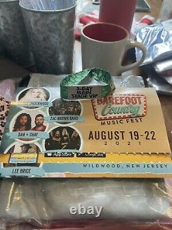 2021 Barefoot Country Music Festival