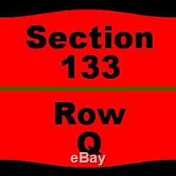3 CMA Music Festival 4 Day Pass Tickets 6/6