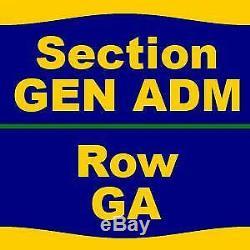3 Tickets Beale Street Music Festival 3 Day Pass (5/3 5/5) Dave Matthews Ba