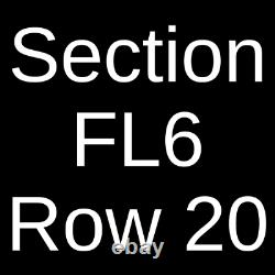 3 Tickets Mother's Day Music Festival Fantasia & Keith Sweat 5/7/22