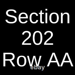 3 Tickets Outlaw Music Festival Willie Nelson, The Avett Brothers, 10/15/21