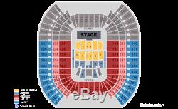 4 CMA Music Festival 4 Day Passes/Tickets, June 6-9, 2019, Sec 214 Row P, ISLE SEAT