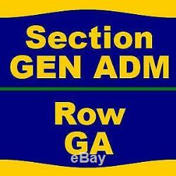 4 Tickets Beale Street Music Festival 3 Day Pass (5/3 5/5) 5/3/19 at Tom Lee