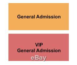 4 Tickets Bonnaroo Music & Arts Festival Saturday 6/19/21 Manchester, TN