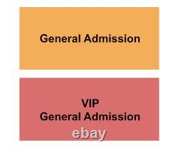4 Tickets Bonnaroo Music & Arts Festival Thursday 9/2/21 Manchester, TN