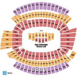 4 Tickets Cincinnati Music Festival Saturday 7/25/20 Cincinnati, OH