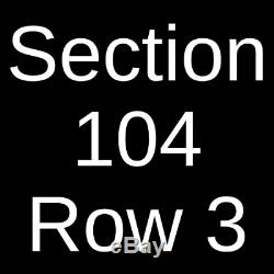 4 Tickets Essence Music Festival Friday Pass (Time TBD) 7/3/20