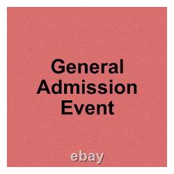 4 Tickets Hinterland Music Festival 3 Day Pass 8/6/21 Saint Charles, IA