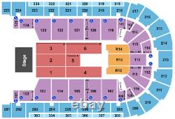 4 Tickets Mother's Day Music Festival Fantasia & Keith Sweat 5/8/21