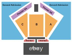 4 Tickets Oregon Jamboree Music Festival Friday 7/30/21 Sweet Home, OR