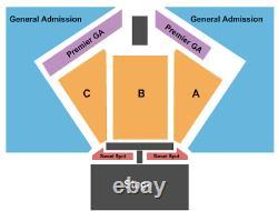 4 Tickets Oregon Jamboree Music Festival Saturday 7/31/21 Sweet Home, OR