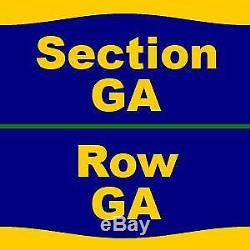 8 Tickets 2019 Firefly Music Festival 3 Day Pass (6/21 6/23) Panic at the D