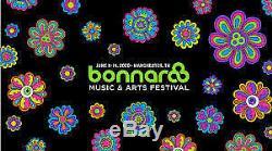 Bonnaroo music festival 4-day ARTIST wristband ticket