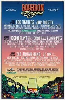 Bourbon & Beyond Music Festival Fri. 9/20/19 2 Tickets