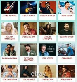 Carolina Country Music Festival @ Myrtle Beach SC