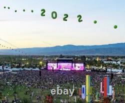 Coachella 2022 Weekend 2 3-Day VIP Music Festival Wristband