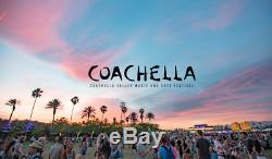 Coachella Festival WEEKEND 1 VIP 2 TICKETS