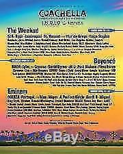 Coachella Music Festival Tickets 04/12/2019 Indio, CA Weekend-ONE(1) GA Passes