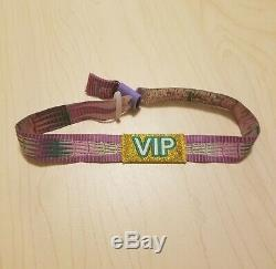Coachella VIP Weekend 1 Music Festival 3-DAY VIP Ticket 2020 Wristband