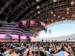 Coachella Valley Music Festival GA 3-Day Pass (Weekend 2) + Car Camping Pass