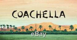 Coachella Weekend 2 Music Festival 3-DAY GA Tickets 2020 Wristbands