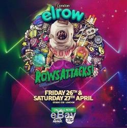 Elrow Festival-Rowstacks Ticket