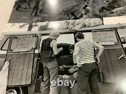 GOOSE LAKE 1970 MUSIC FESTIVAL CONCERT TICKET TOKEN POKER CHIP MC5 Bob Seger USA