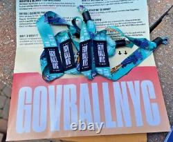 Governors Ball Music Festival 3 Day Pass (9/24 9/26)