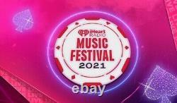 IHeart Music Festival 2021 Ticket