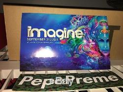 Imagine Music Festival (3 Day Pass) Ticket Sept 21 22 & 23 2018 Atlanta
