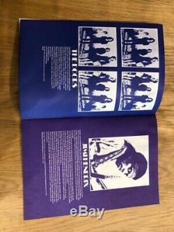 Isle of Wight (Concert)Festival Program & Ticket (The Doors. Etc.)Original