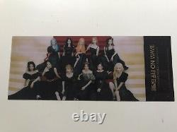 Loona Official Midnight Festival Mmt Ticket Group #3
