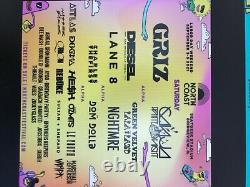 North Coast Music Festival 3 tickets