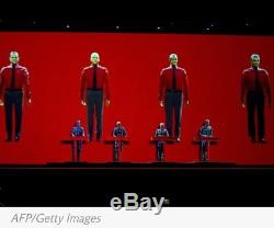 Pair tickets for Kraftwerk, Bluedot Festival, Saturday July 20th 2019-SOLD OUT