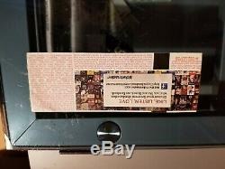 Pearl Jam & Florence And The Machine 2012 Ticket Stub Music Midtown Festival