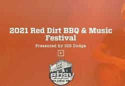 Red Dirt BBQ & Music Festival 2 GA tickets